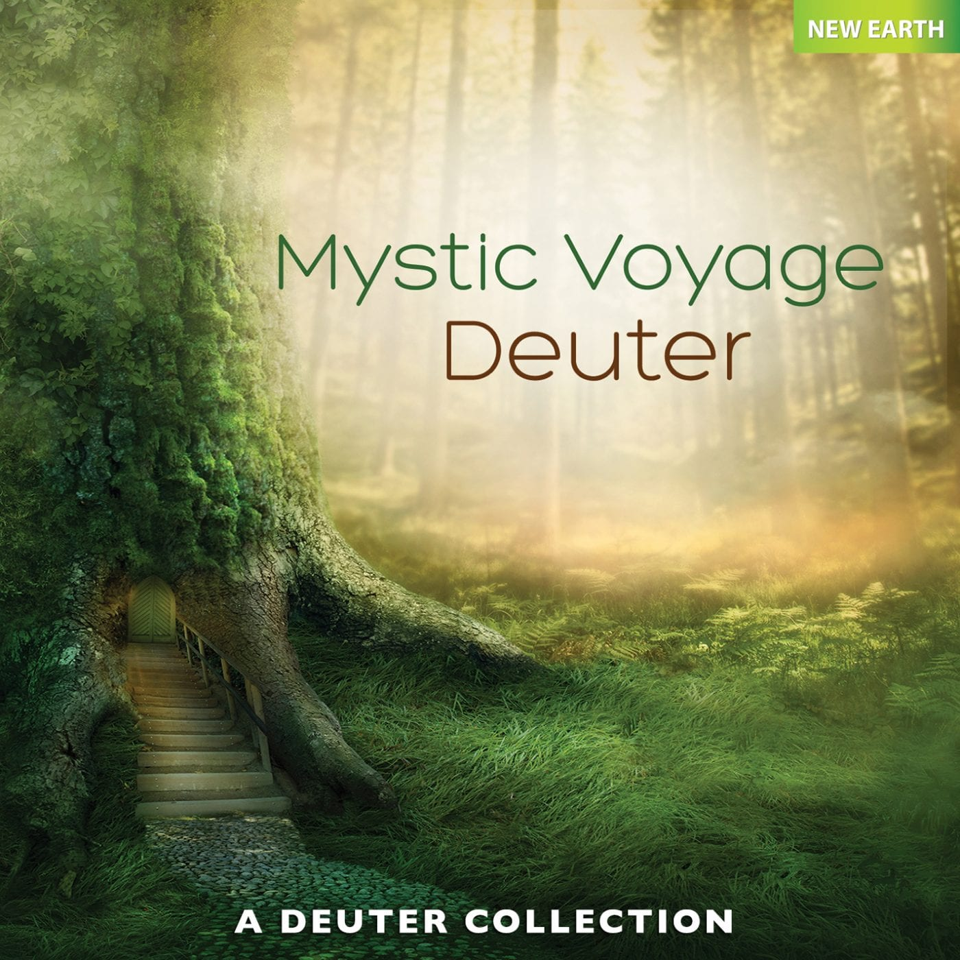 wholesale half off catch Music by Deuter - New Earth Records