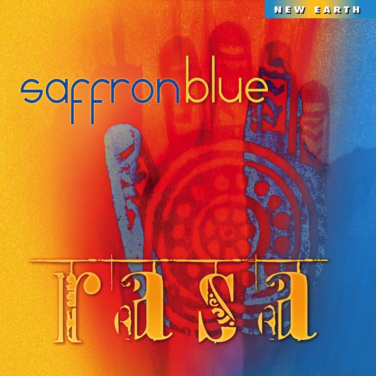 Saffron Blue