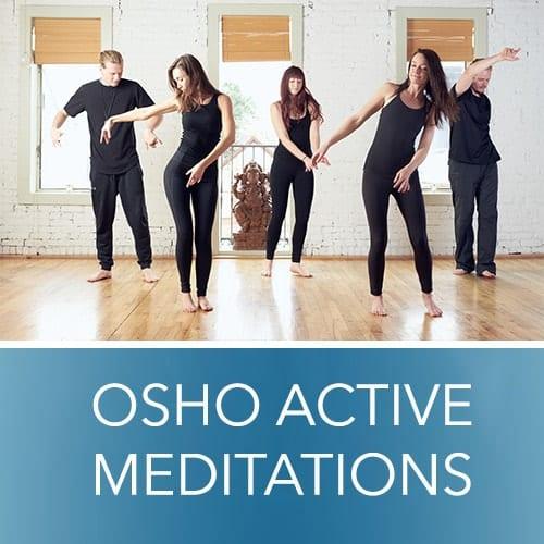 Osho Active Meditations