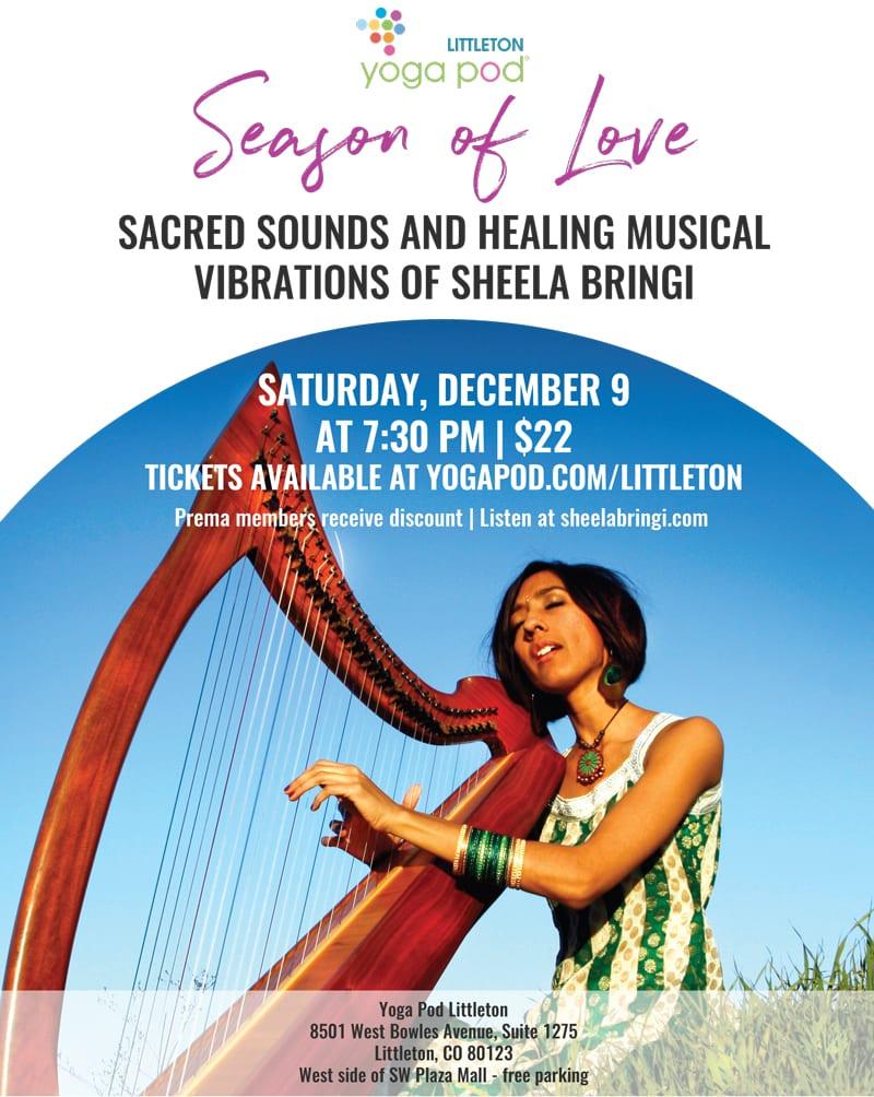 Sheela Bringi winter concerts