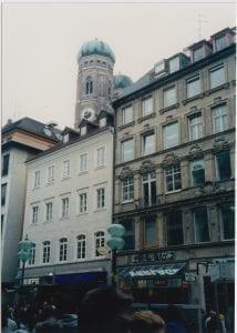 Our office in Munich Kaufinger Str. 4th floor in 1995.