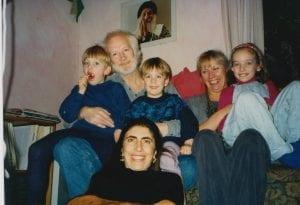Visiting the late Tony Sheridan in Bremen