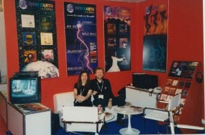 Exhibiting at MIDEM in Cannes.