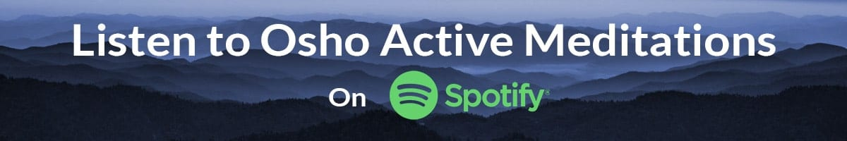 OshoActiveMeditationsSpotify-min