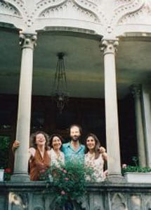 Bhikkhu, early days in Munich office ca. 1993
