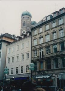 Our office in Munich Kaufinger Str. 4th floor in 1995.