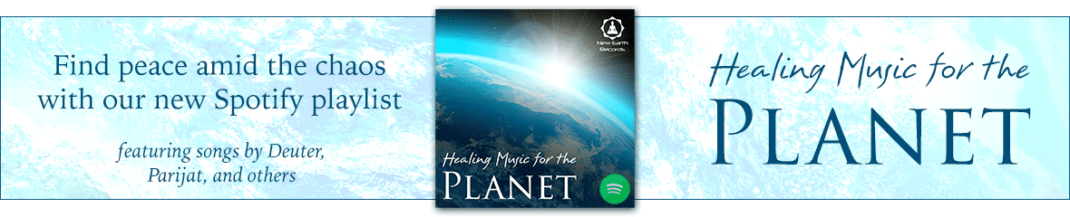 Find peace amid the chaos with our new Spotify playlist