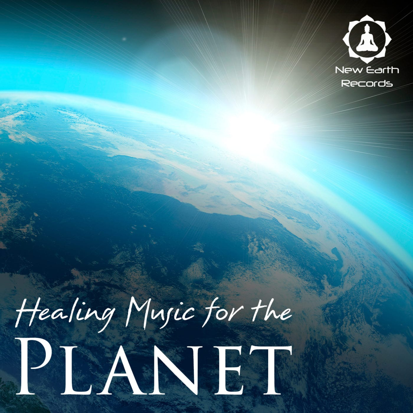 Healing Music for the Planet Spotify playlist